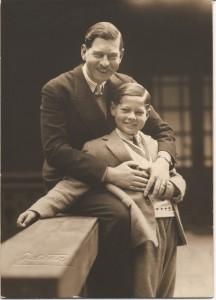 Carol II si Mihai I