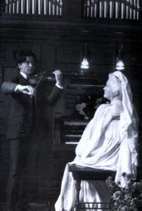 Elisabeta si G. Enescu