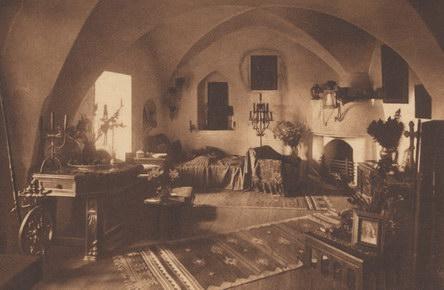 Dormitorul reginei